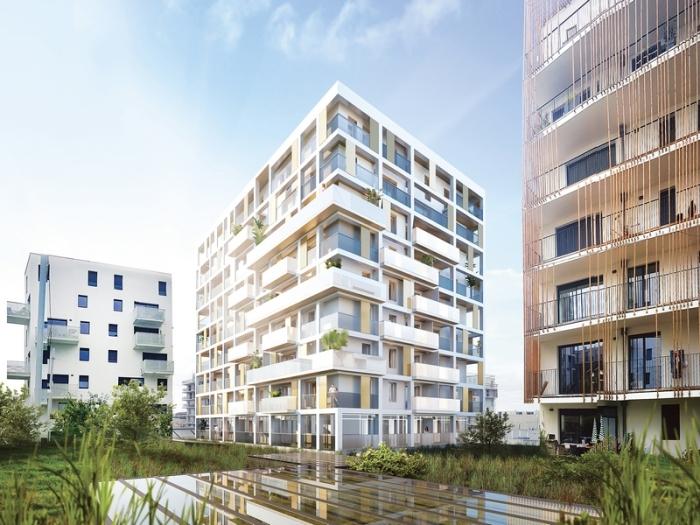 Appartements neufs Borderouge référence 4796 : aperçu n°0