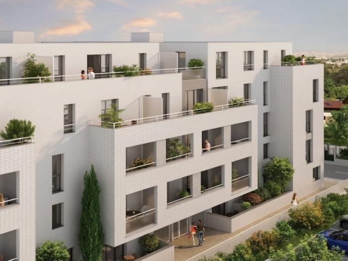 Appartements neufs Borderouge référence 4791 : aperçu n°0