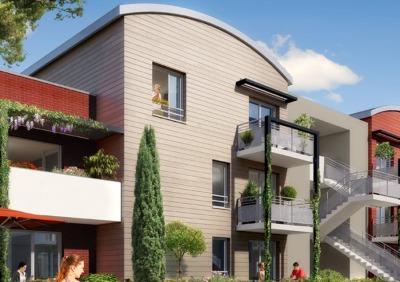 Appartements neufs Lalande référence 5355