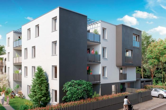Appartements neufs Lalande référence 4915 : aperçu n°0