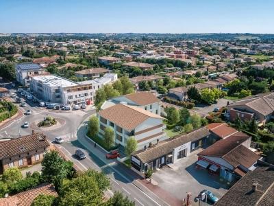 Appartements neufs Lalande référence 4916