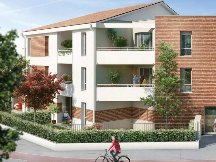 Appartements neufs Lalande référence 4916 : aperçu n°2