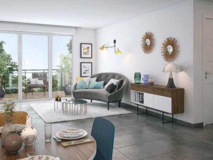 Appartements neufs Lalande référence 4916 : aperçu n°1