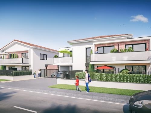 Maisons neuves et appartements neufs Lalande référence 4914