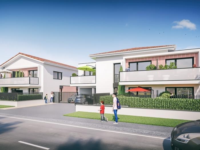 Maisons neuves et appartements neufs Lalande référence 4914 : aperçu n°0
