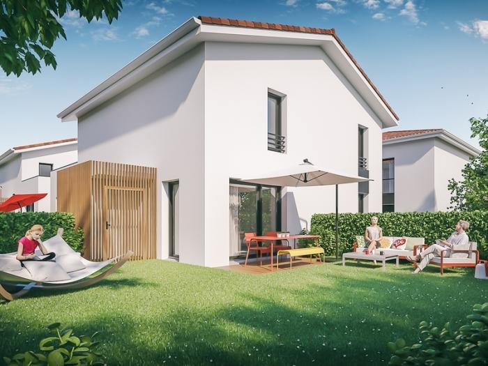 Maisons neuves et appartements neufs Lalande référence 4914 : aperçu n°2