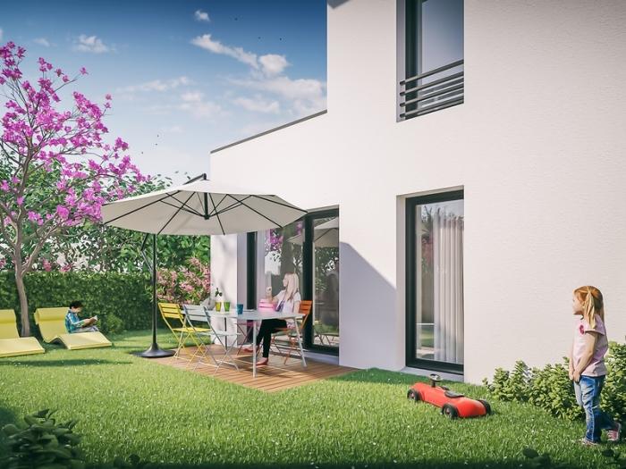 Maisons neuves et appartements neufs Lalande référence 4914 : aperçu n°3