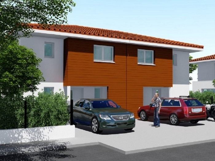 Maisons neuves Saint-Jory référence 4982 : aperçu n°0