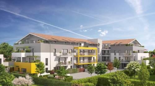 Maisons neuves et appartements neufs Castelginest référence 3775