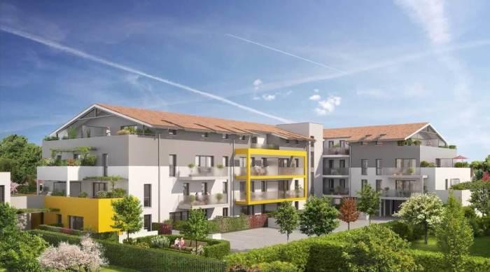 Maisons neuves et appartements neufs Castelginest référence 3775 : aperçu n°0