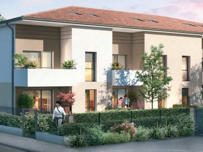 Appartements neufs Fonbeauzard référence 4859 : aperçu n°0