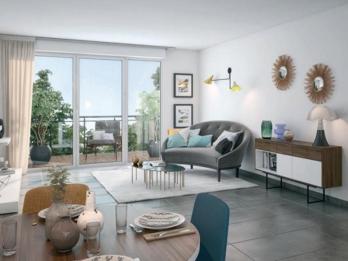 Appartements neufs Fonbeauzard référence 4859 : aperçu n°1
