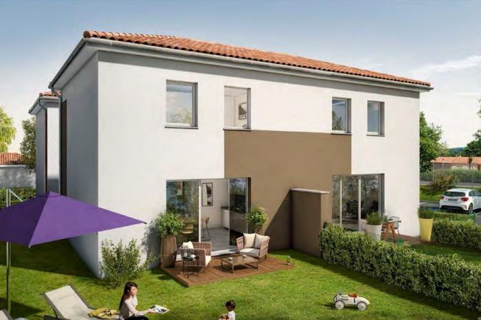 Appartements neufs Gagnac-sur-Garonne référence 4863 : aperçu n°4
