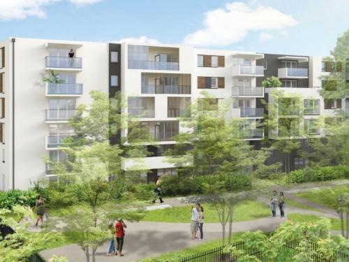 Appartements neufs Lalande référence 4752
