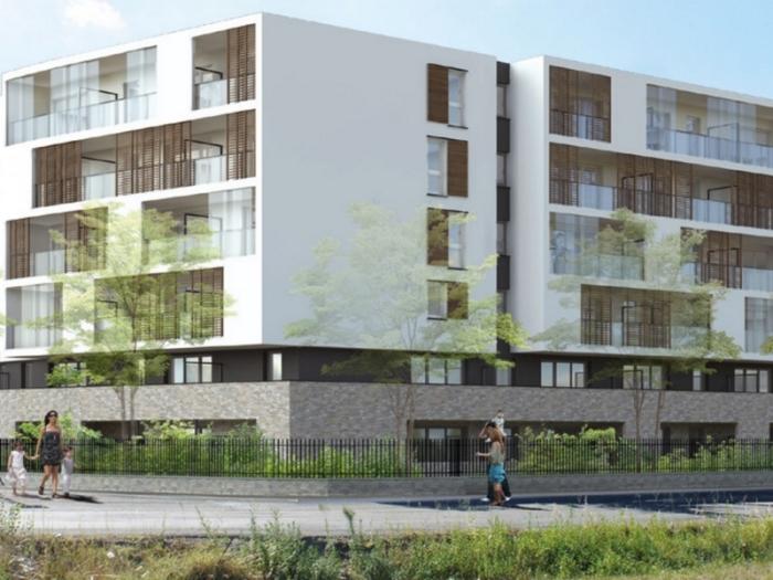 Appartements neufs Lalande référence 4752 : aperçu n°3