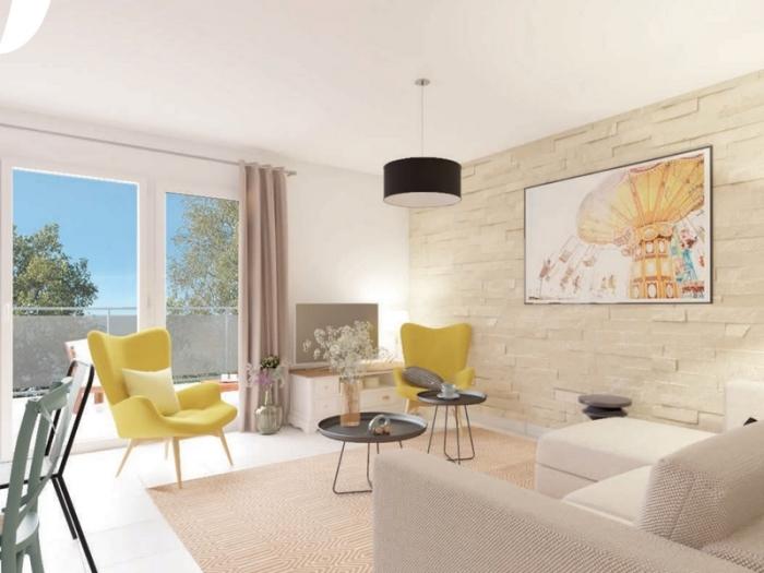 Appartements neufs Aucamville référence 4758 : aperçu n°1