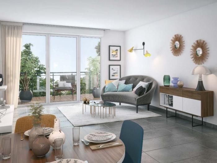 Appartements neufs Aucamville référence 4750 : aperçu n°1