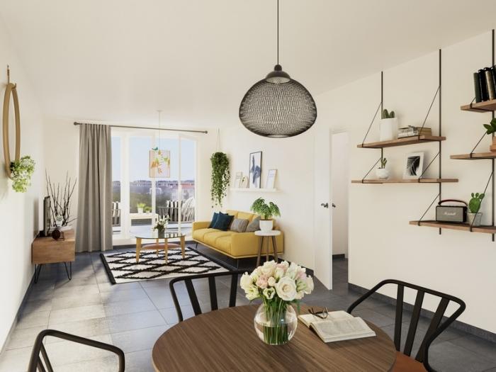 Appartements neufs Launaguet référence 4926 : aperçu n°1