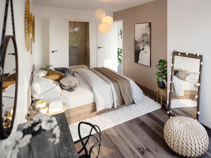 Appartements neufs Launaguet référence 4926 : aperçu n°2