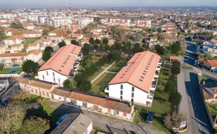 Appartements neufs Launaguet référence 3878 : aperçu n°0