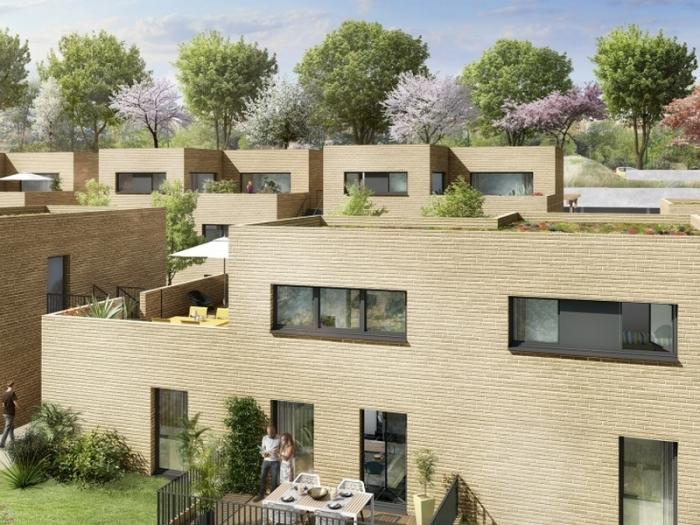 Appartements neufs Montrabé référence 5366 : aperçu n°2