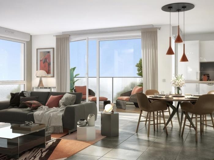 Appartements neufs Montrabé référence 5366 : aperçu n°1