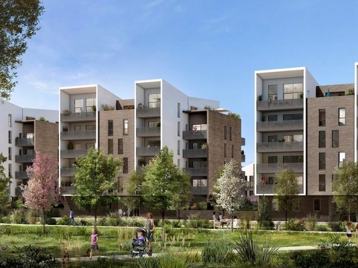 Maisons neuves et appartements neufs Beauzelle référence 4775 : aperçu n°0