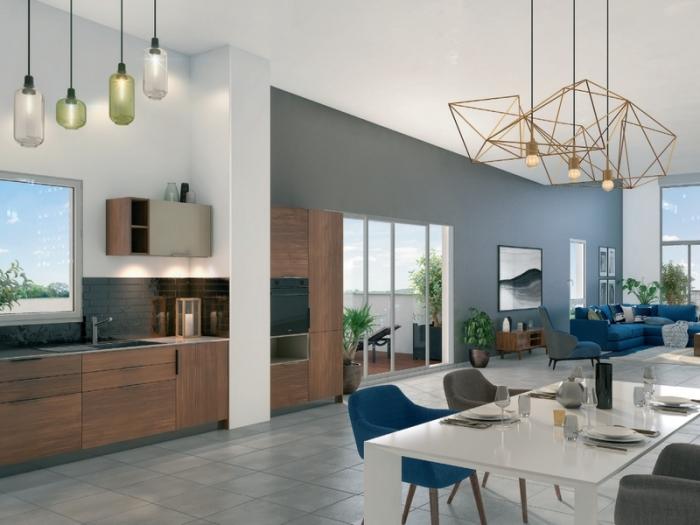 Maisons neuves et appartements neufs Beauzelle référence 4775 : aperçu n°1