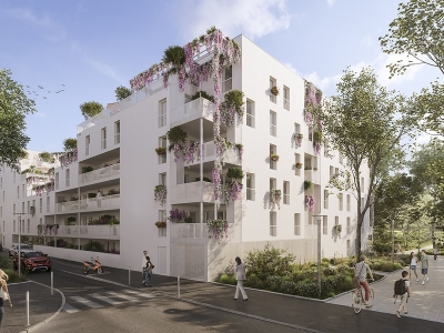 Appartements neufs Beauzelle référence 4776