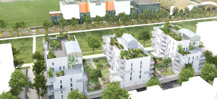 Appartements neufs Beauzelle référence 3851 : aperçu n°3