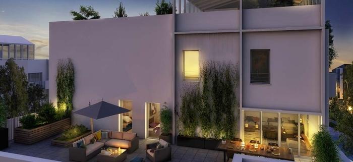 Appartements neufs Beauzelle référence 3851 : aperçu n°2