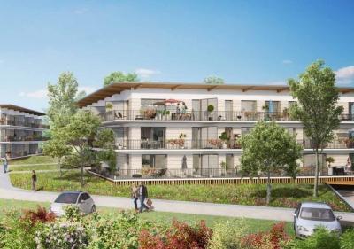 Appartements neufs Cornebarrieu référence 4831