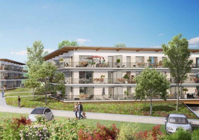 Appartements neufs Cornebarrieu référence 4831 : aperçu n°0