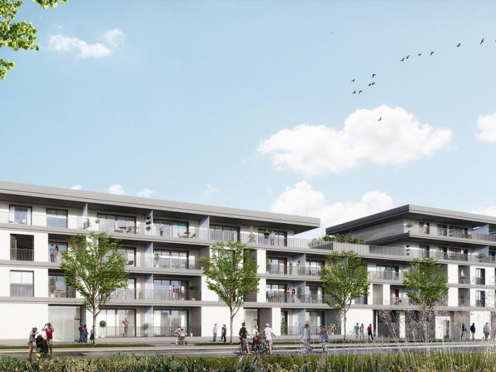 Appartements neufs Blagnac référence 5338 : aperçu n°0