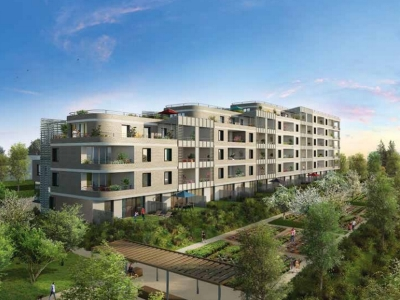 Appartements neufs Blagnac référence 4886