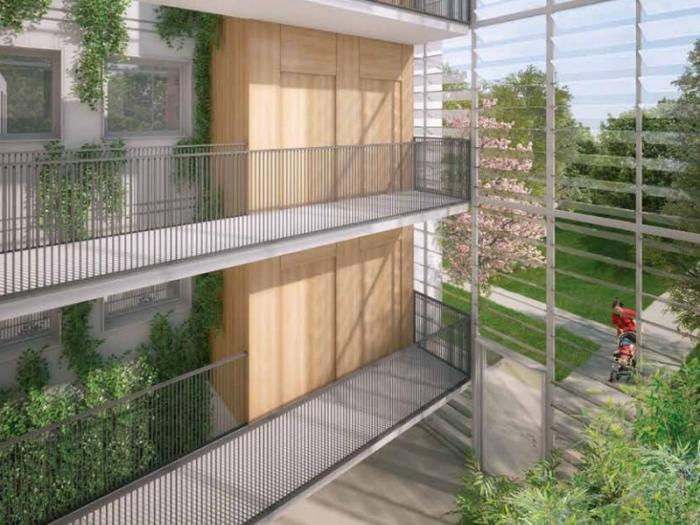 Appartements neufs Blagnac référence 4886 : aperçu n°2