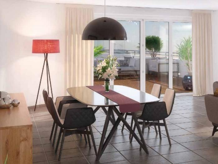 Appartements neufs Blagnac référence 4886 : aperçu n°1