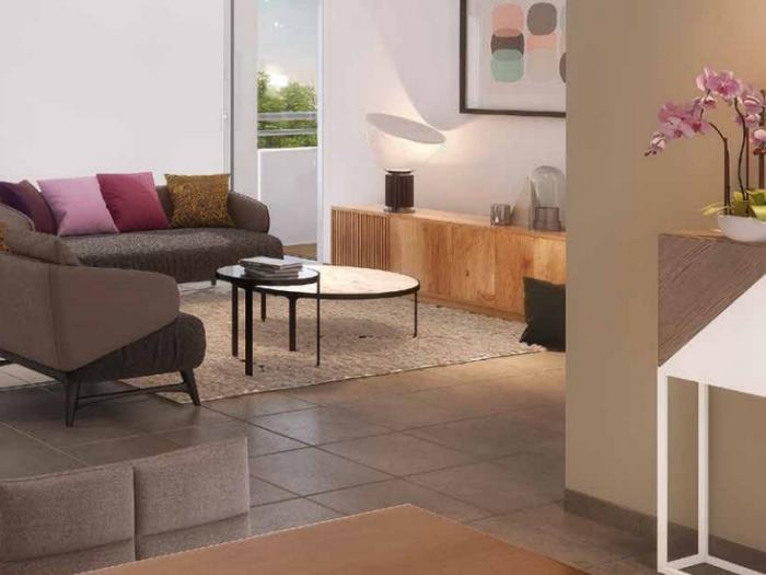 Appartements neufs Blagnac référence 4886 : aperçu n°3