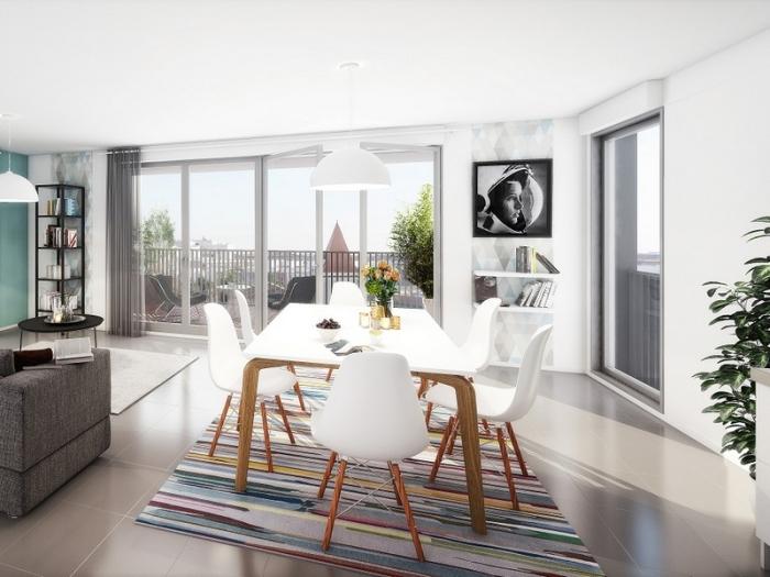 Appartements neufs Blagnac référence 5338 : aperçu n°4