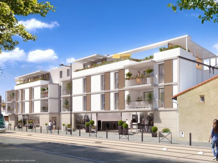Appartements neufs Blagnac référence 4923 : aperçu n°0