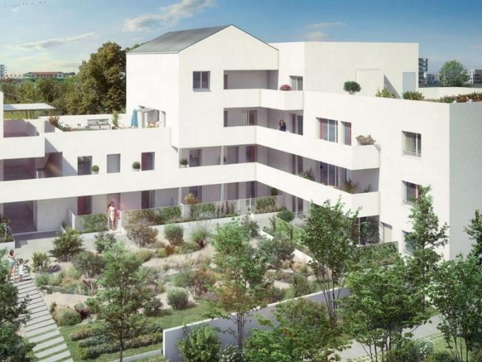 Maisons neuves et appartements neufs Beauzelle référence 4783 : aperçu n°3