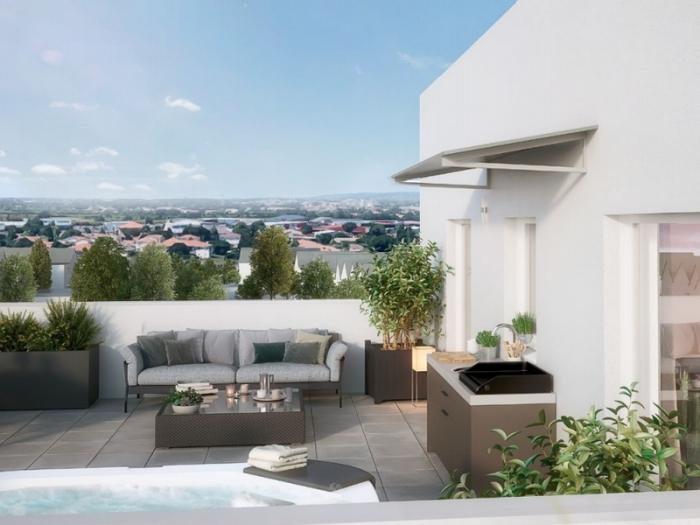 Maisons neuves et appartements neufs Beauzelle référence 4783 : aperçu n°1