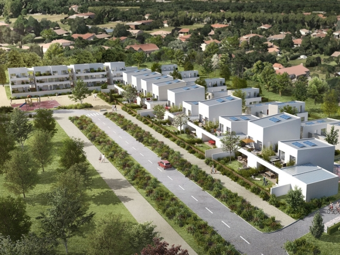 Appartements neufs Pibrac référence 4946 : aperçu n°3