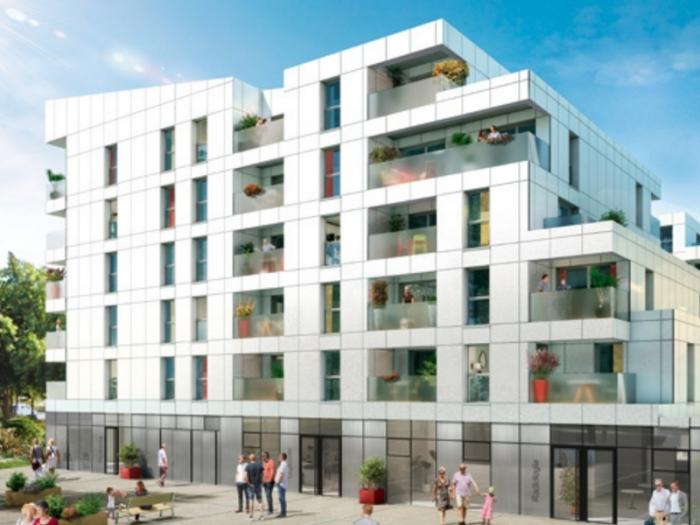 Appartements neufs Colomiers référence 4818 : aperçu n°0
