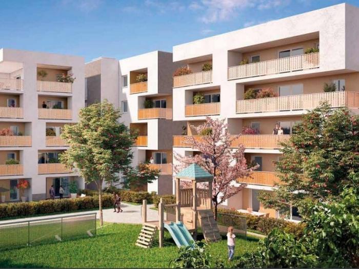 Appartements neufs Colomiers référence 4819 : aperçu n°0