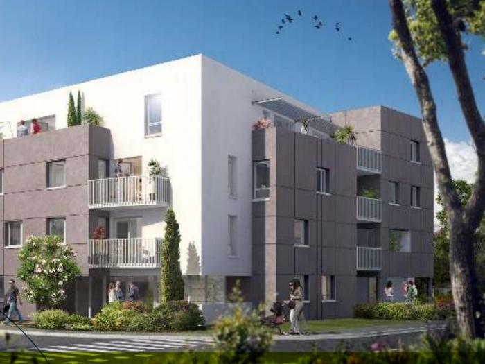 Appartements neufs Saint-Martin-du-Touch référence 4986 : aperçu n°0