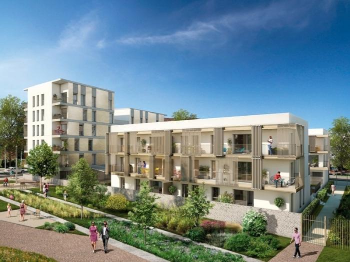 Appartements neufs Saint-Martin-du-Touch référence 4987 : aperçu n°0