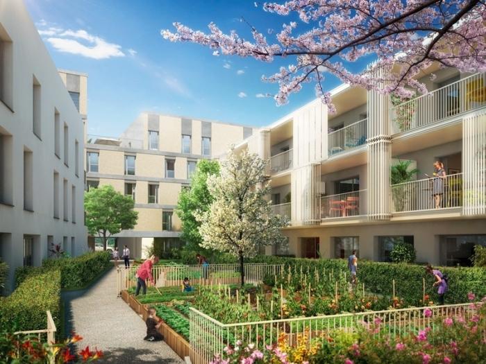 Appartements neufs Saint-Martin-du-Touch référence 4987 : aperçu n°2
