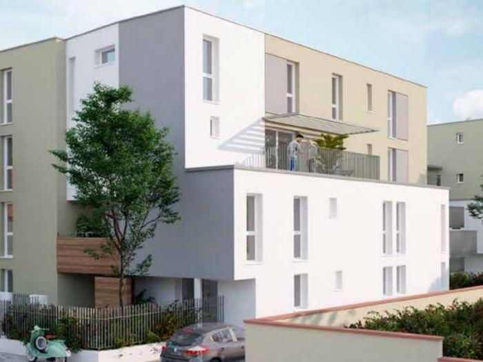 Appartements neufs Saint-Martin-du-Touch référence 4988 : aperçu n°0