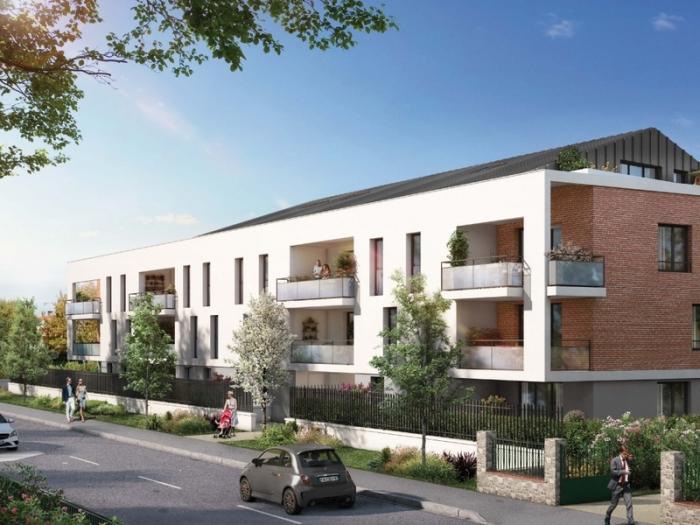 Appartements neufs Saint-Martin-du-Touch référence 4983 : aperçu n°0
